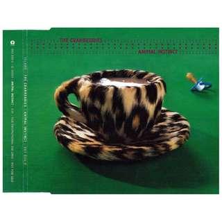 The Cranberries Animal Instinct Promo Single cd