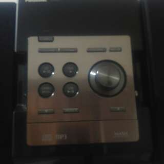 Panasonic hifi,cd player is not working other functions are in good condition.