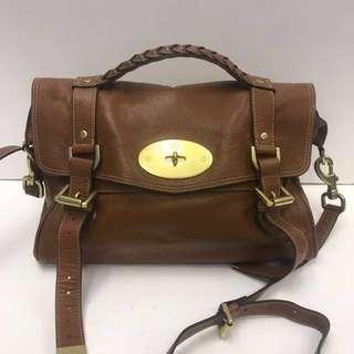 新春優惠特價貨品Mulberry Leather Handbag