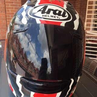 Arai Helmet Mick Doohan Special TT edition