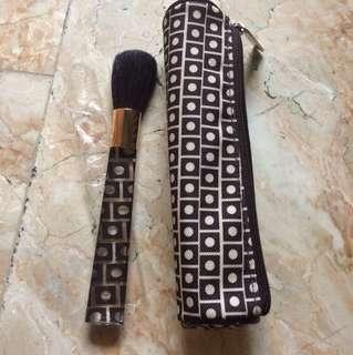 Estee Lauder Make up Brush w/ case