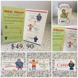 NTUC Ideal Policy SMRT Collection Set