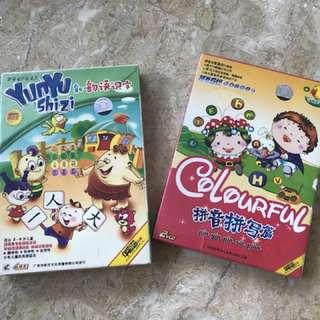 拼音识字DVD