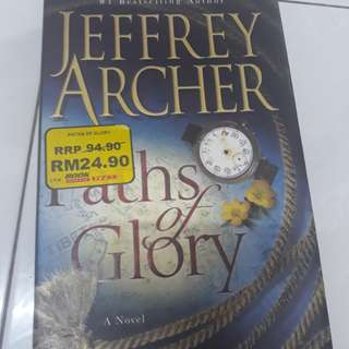 Jeffrey Archer - Paths of Glory