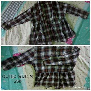 Outer Flanel