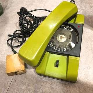 撥輪電話 80's (德國制)