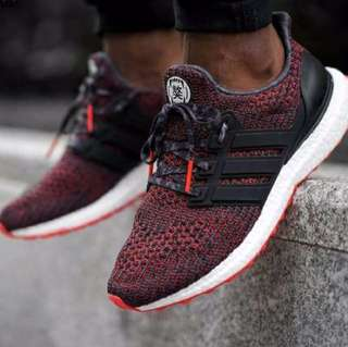 ♨😎HOTTEST DROP ⚠️⚠️⚠️    ⏳LIMITED STOCKS  ONLY!     ULTRABOOST ''CHINESE NEW YEAR ''      FOR MEN 🙎🚹