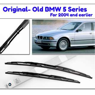 Original BMW 5 Series E39 Wiper suitable for E60