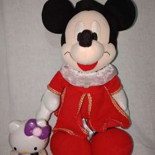 Mickey Mouse Stuff Toys