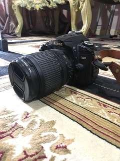 Nikon D90 untuk dijual