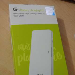 LG BCK-5100 便攜式充電座
