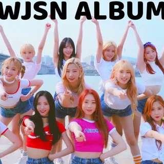 WJSN ALBUMS