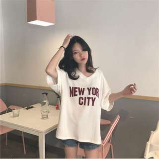 [PO] NEW YORK CITY shirt