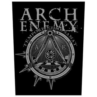 Arch Enemy - Illuminati Official Back Patch