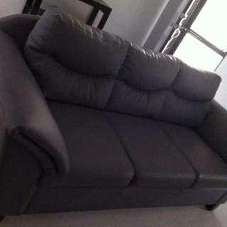 Sofa Set (3 Sitter)