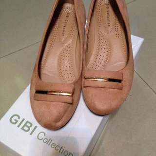 GIBI Doll Shoes with Heels