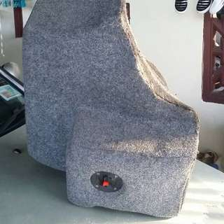 Speaker box for proton waja