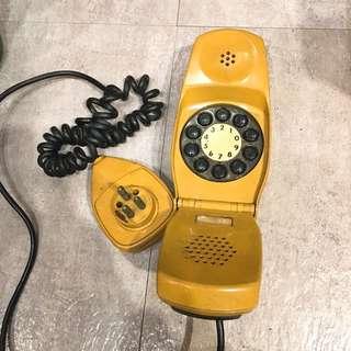 家用 撥輪 電話 80's(意大利制)