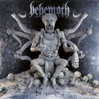 Behemoth - The Apostasy Vinyl LP