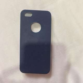 Blue Iphone 5/5s Case