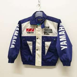 Vintage TEAM YAMAHA Kids Jacket
