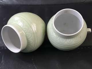 Huamei shama cup