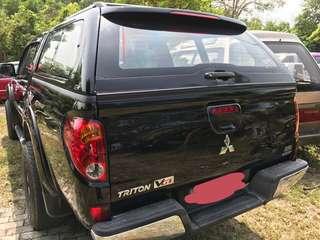 Mitsubishi triton cabin ( alpha brand )