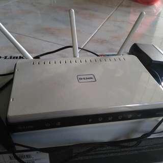 D- link Xtreme GigaBit router DIR-655