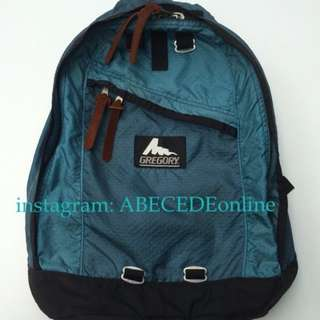 GREGORY BACKPACK BIRU MUDA