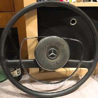 1960-70年 Benz 280SL 呔盤
