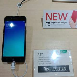 Oppo A37 Credit 3 Menit