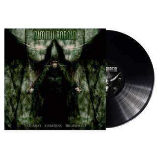 Dimmu Borgir – Enthrone Darkness Triumphant Black Vinyl LP