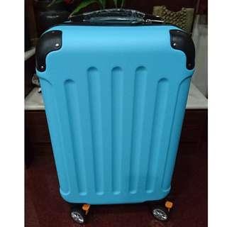 20吋 天藍色登機用行李箱 全新