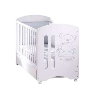 Micuna baby Cot – Sweet Bear with Relax System