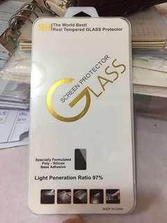 Samsung note3screen protector鋼化玻璃膜(送韓國24K防輻射電磁波手機貼,送完即止)