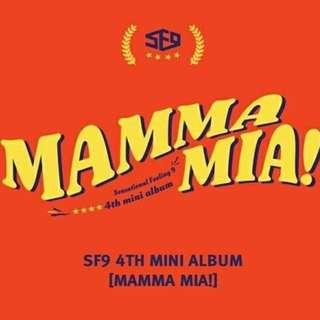 SF9 MAMA MIA