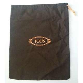 QYOP BN Tod's Dust Bag