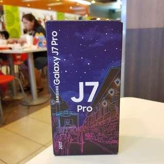Samsung Galaxy J7 Pro Brandnew