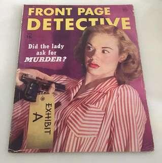 1948 vintage magazine