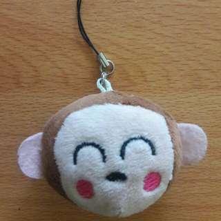 Preloved Gantungan Hiasan Utk Hp dan Tas Karakter Monyet