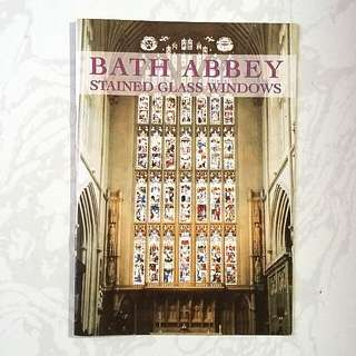 Bath Abbey Stained Glass Windows