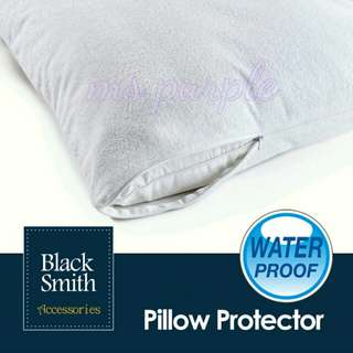 🈹️ BLACK SMITH Waterproof Pillow Protector