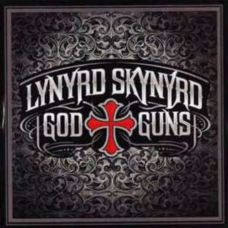 Lynyrd Skynyrd ‎God & Guns cd