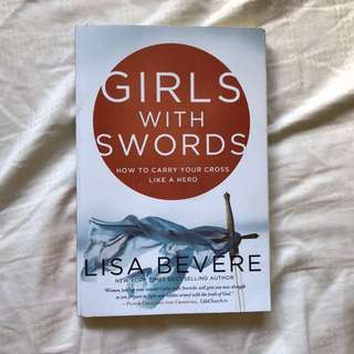 Lisa Bevere Girls With Swords