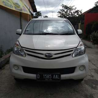 New xenia m mt 1.0 2013 putih