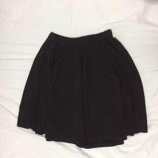 Midi skirt / rok pendek