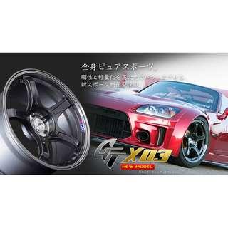 SSR GTX03 SPECIAL