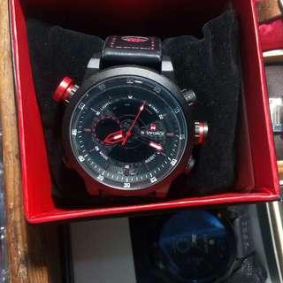 Jam tangan naviforce original