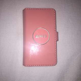 Mimco iPhone wallet case