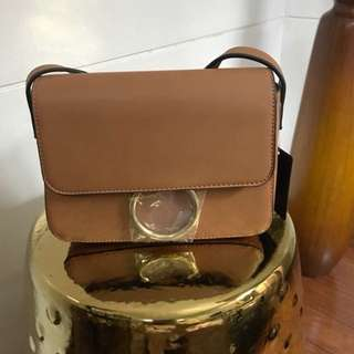 Forever 21 Leather Satchel